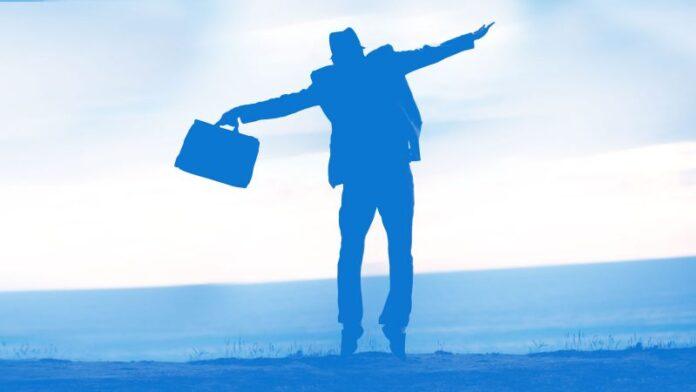 quit job to travel