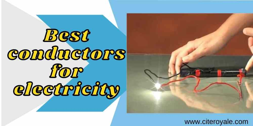 Best conductors for electricity