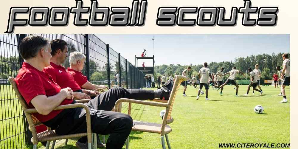 Football Scout at a Football Club