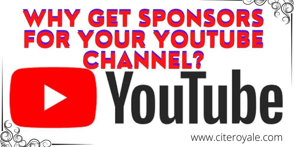 How to Get Sponsors for YouTube