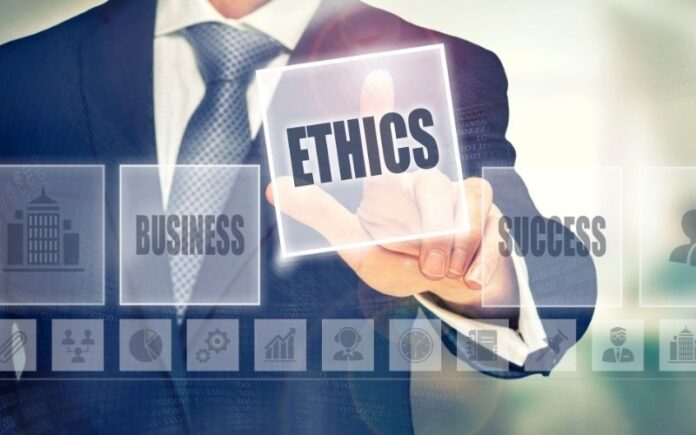 Business Ethics Western Concept