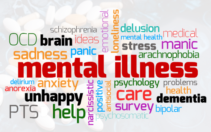 Signs of mental illness